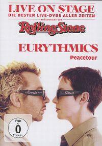 Cover Eurythmics - Peacetour [DVD]
